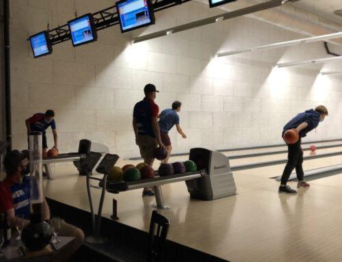 Bowlingabend im Rock n' Bowl im City-West in Chur